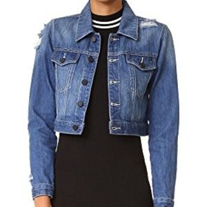 Anthro Fifth Label Women's Southerly Jean Jacket